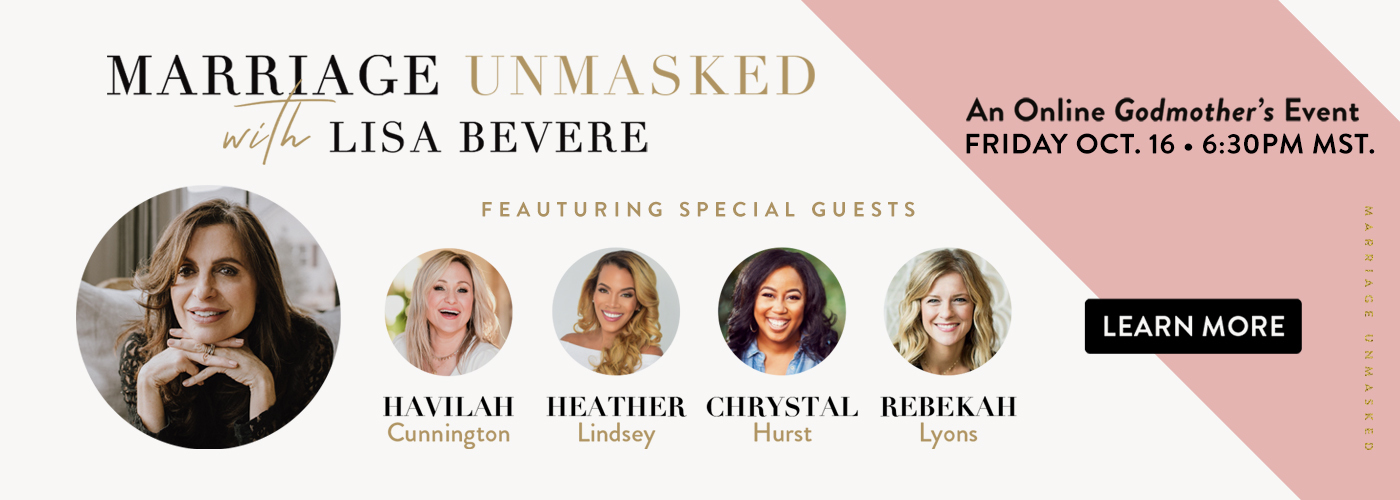 Lisa Bevere's Marriage Unmasked